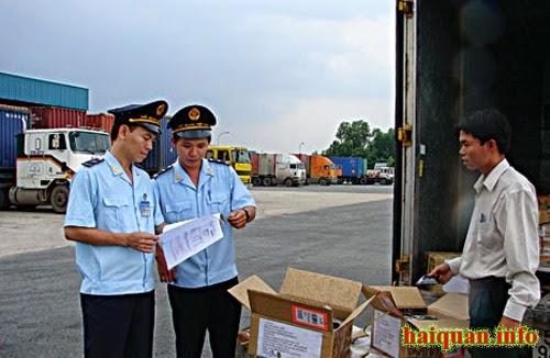 Kiểm tra thực tế hàng hóa nhập khẩu