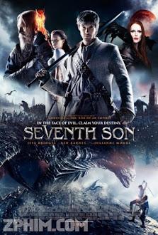 Đứa Con Thứ Bảy - Seventh Son (2014) Poster