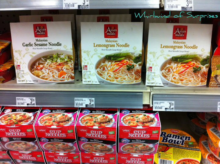 Asian Meals Authentic Malaysian Noodle Soups at Duane Reade