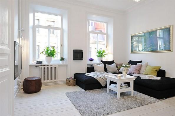 Top Swedish Interior Design for a Small Living Room 594 x 394 · 33 kB · jpeg