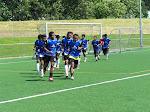 Foto's training Tim Sepakbola Kota Ambon