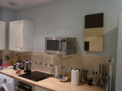 ホテルの台所