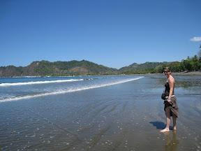 Playa Herradura.