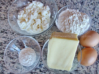 Bulete de cascaval ingrediente reteta