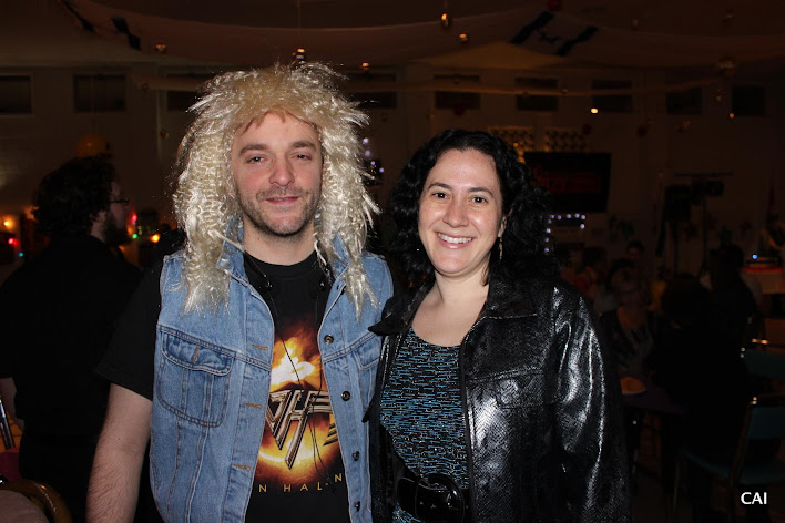 Rabbi Claudio and Rosy