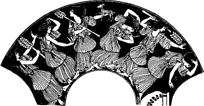 Древнегреческий танец змеи