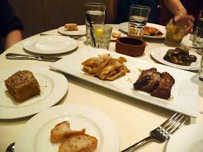 Morso, small plates, New York