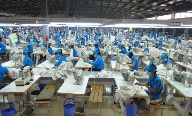 Đơn hàng may mặc cần 9 nữ thực tập sinh làm việc tại Hyogo Nhật Bản tháng 05/2017