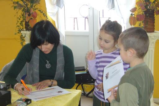 potkanie autorskie z Izabelą Klebańską