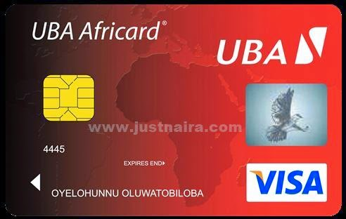 Shop Online With UBAafricard