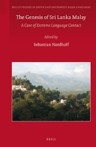 [Nordhoff: The Genesis of Sri Lanka Malay, 2013]