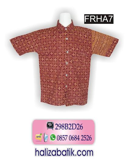 baju batik online, batik murah, model baju batik anak