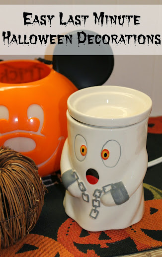 Easy Last-Minute Halloween Decoration Ideas