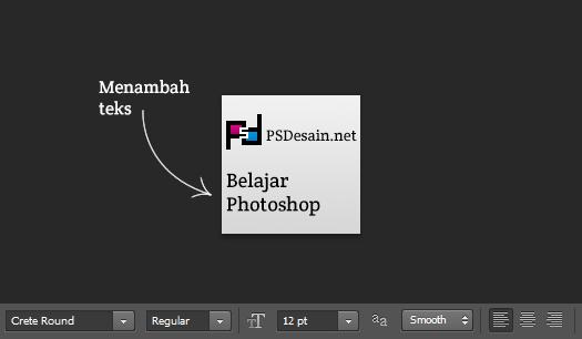 Belajar Photoshop
