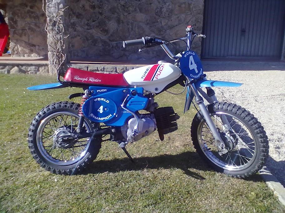 Puch Rough Rider - Para El Enano 07012012132