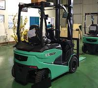 Xe nâng điện 4 bánh 1.5 - 5 tấn