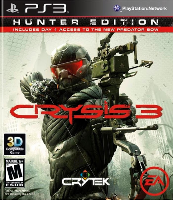 Crysis 3 PS3 Torrent Download