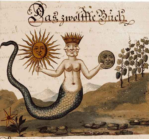 Hermetic Alchemy And The Golden Dawn Image