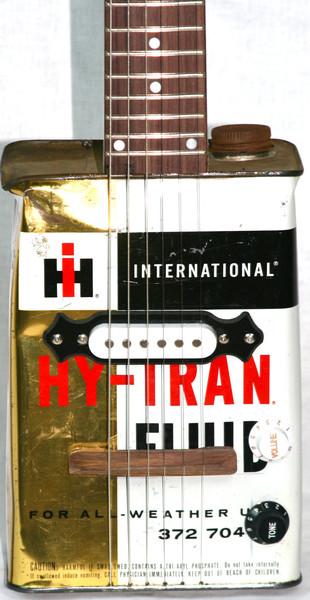 *油鐵桶再生電吉他:Bohemian Guitars 回收手作之美! 9
