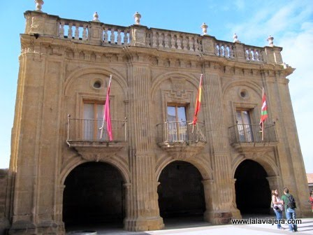 Ayuntamiento de Labastida, Monumento Nacional