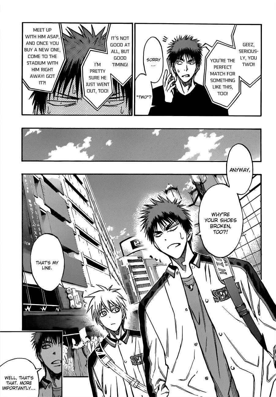 Kuroko no Basket Manga Chapter 174 - Image 05