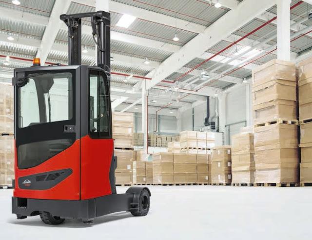 Reach Truck 1.0 - 2.5 tấn