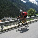 Rennrad - Mit dem Rennrad auf´s Stilfser Joch am 29.05.09