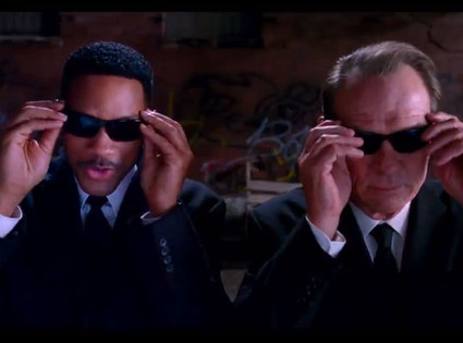 Men in Black 3 Trailer Watch Online
