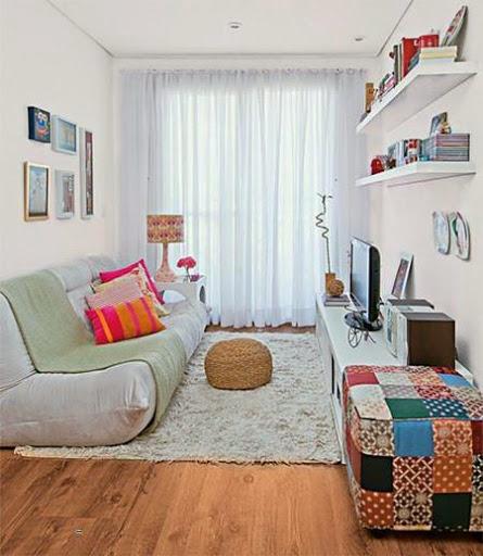 Những mẫu phòng khách nhỏ xinh và ấm cúng_NỘI THẤT PHÒNG KHÁCH-9