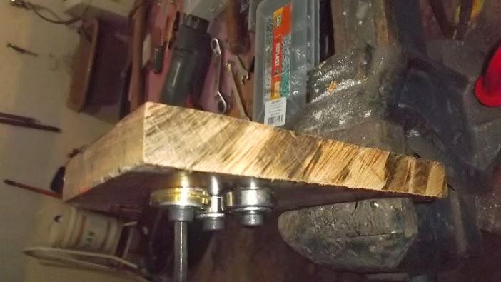 Construção inspirada Les Paul Custom, meu 1º projeto com braço colado (finalizado e com áudio) - Página 5 DSCF1546