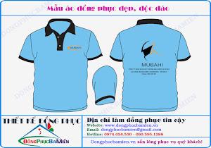 Đồng phục công ty Hà Nhi