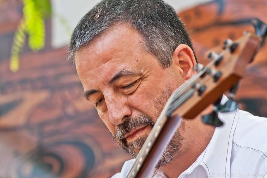 Jordi Gaspar a l'Hora Del Jazz