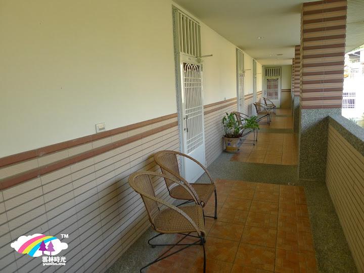 民宿乾淨走廊