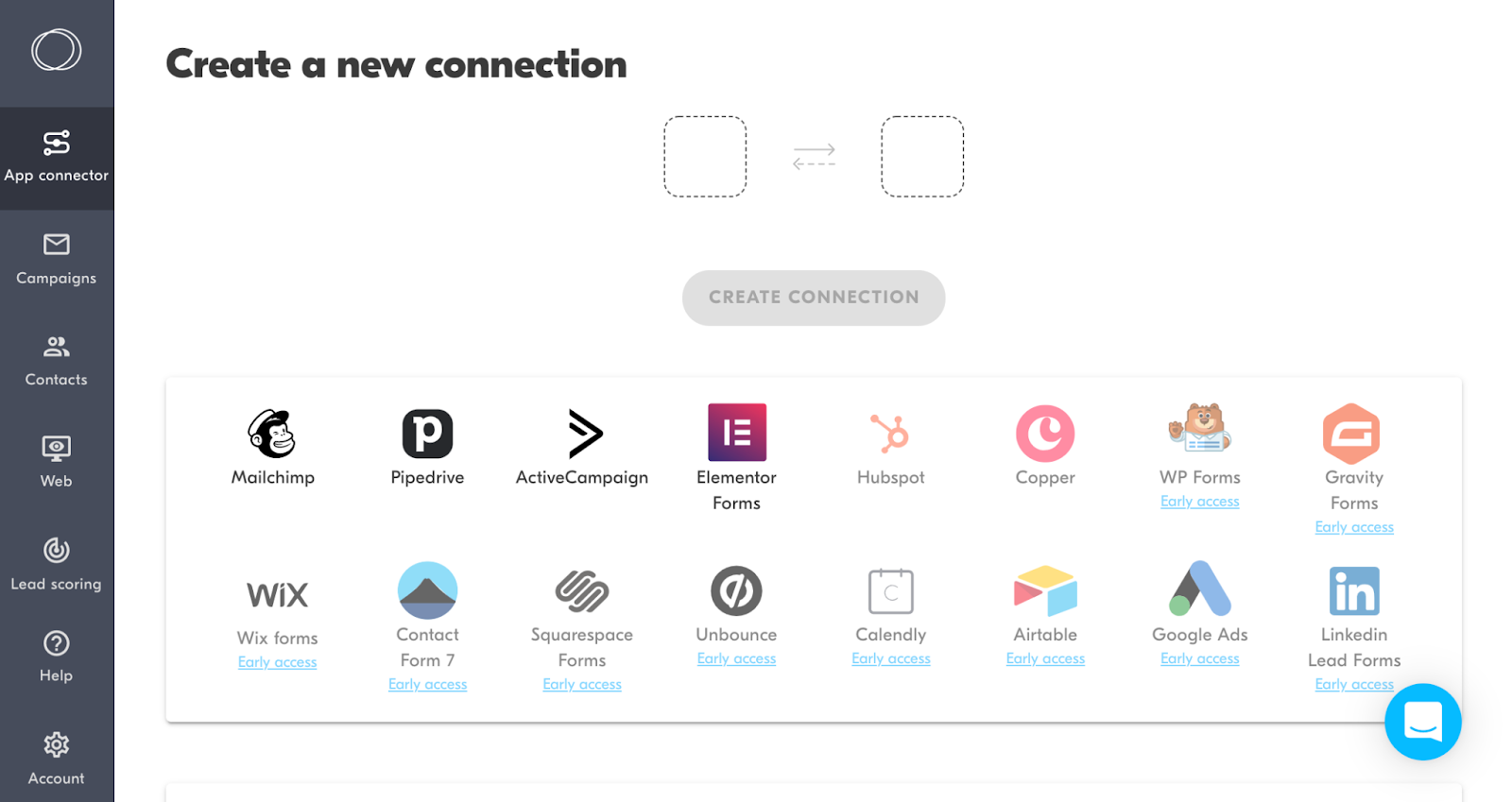 Outfunnel App connector