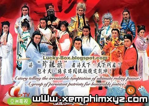 Bích Huyết Thanh Thiên Trân Châu Kỳ Kênh VTV9