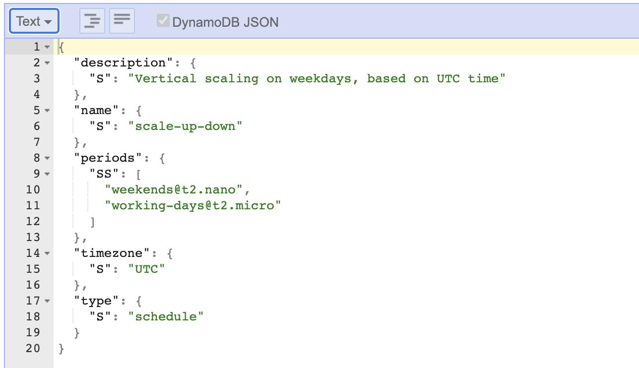 Vertical-scaling-on-weekdays-schedule