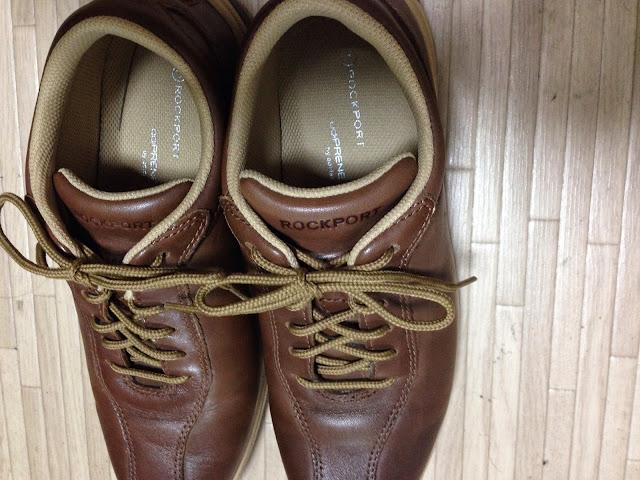 ROCKPORT/ロックポート キングシティ タコニック靴 上