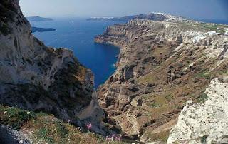 Santorini Grcka