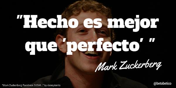 Los riesgos del perfeccionismo