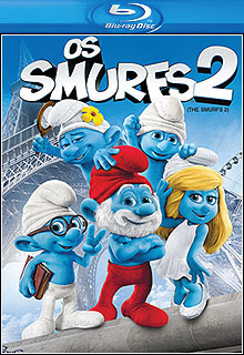 Os Smurfs 2 BluRay 1080p Dual Áudio