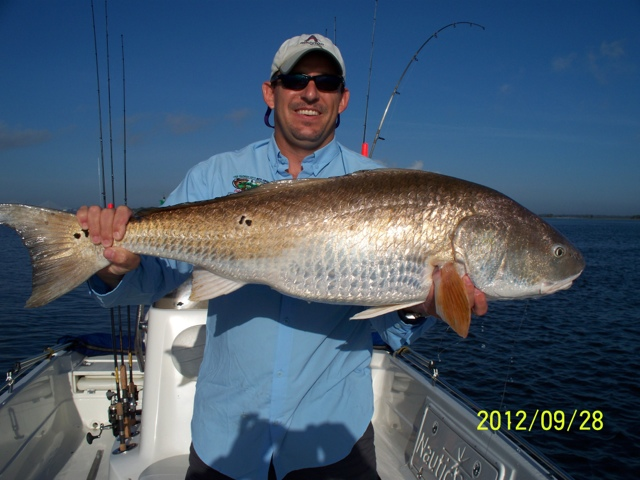North florida fishing report october 2012 for North florida fishing report