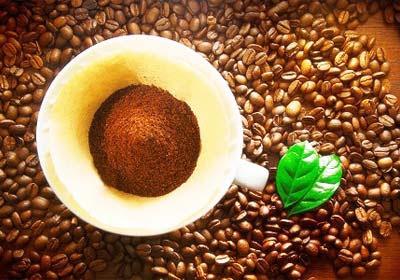 กากกาแฟ ขัดผิว, กากกาแฟ กำจัดเซลลูไลท์