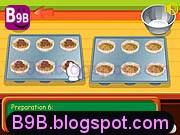 لعبة طبخ المطبخ الصغير