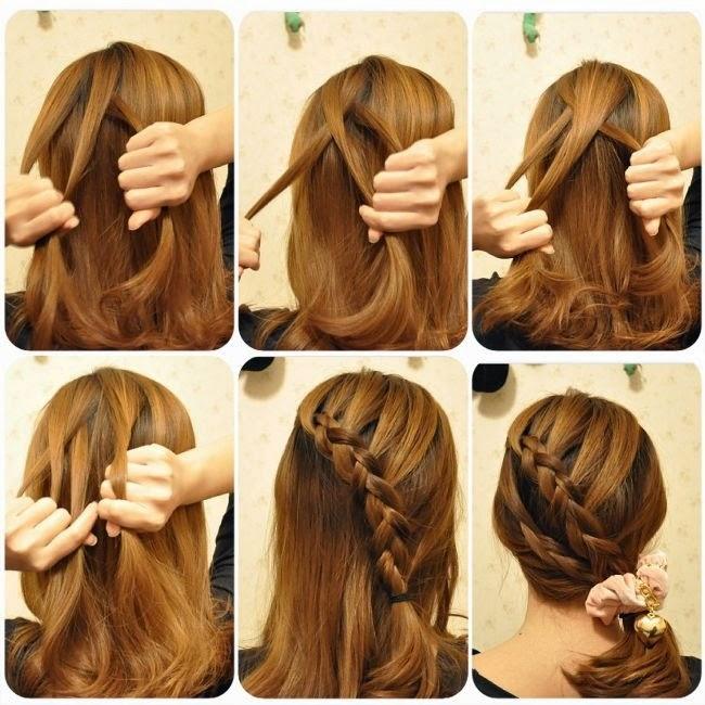 Peinados Sencillos Paso A Paso Trendy Peinados Sencillos Y Faciles