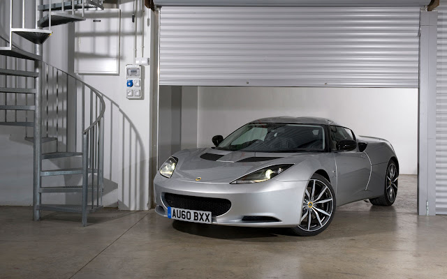 Lotus Evora S and Evora IPS