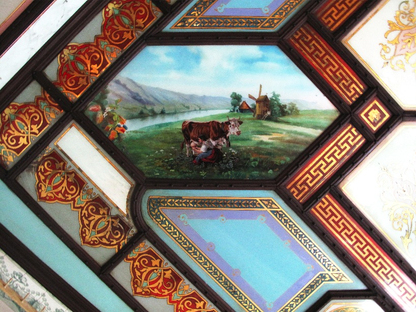 *改造中古世紀德國肉鋪的咖啡酒吧:Michael Grzesiak 保有原始彩繪磁磚! 4
