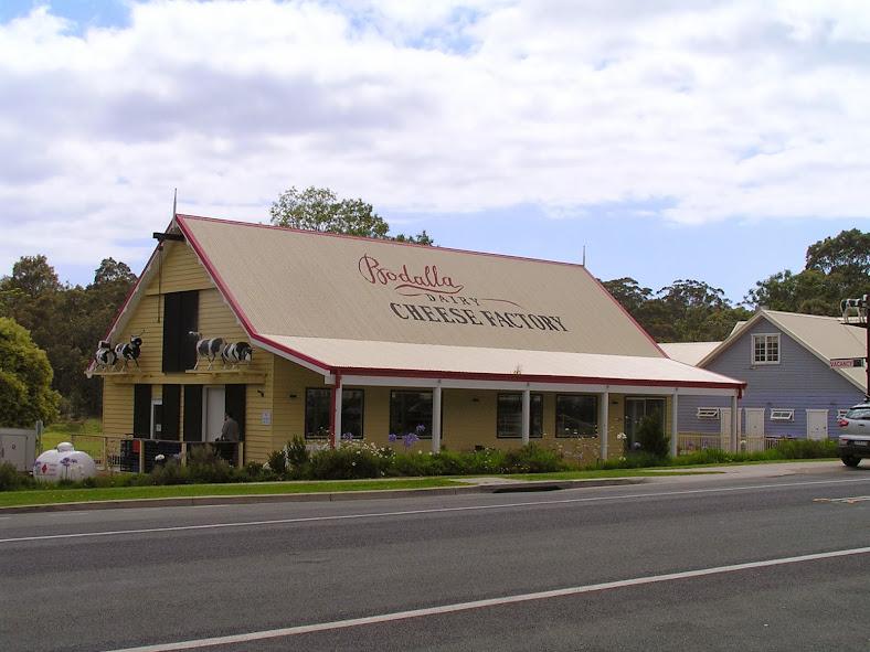 Bodalla Cheese Factory