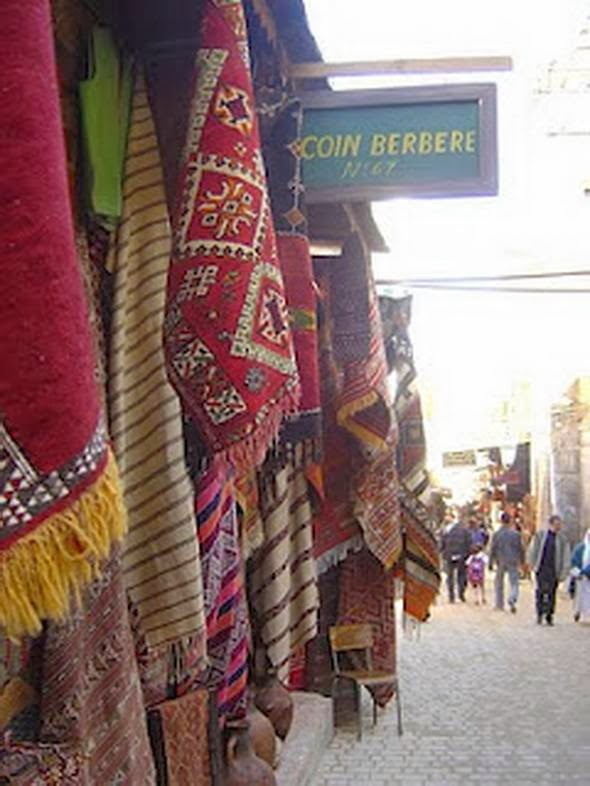 coin berbere