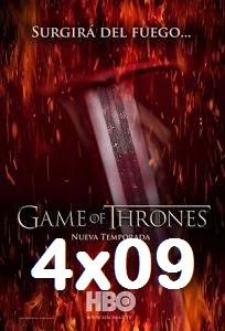 Juego de Tronos Temporada 4×09 online