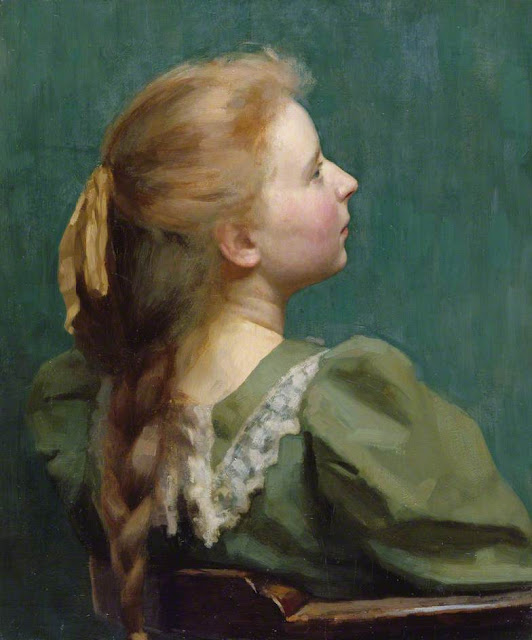 Harold Knight - Laura Johnson